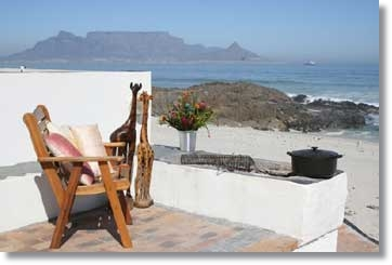 Holiday Homes Bloubergstrand Cape Town
