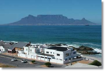 Bloubergstrand Accommodation Guest House Cape Town