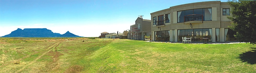 Bloubergstrand Apartment Villas South Africa Accommodation