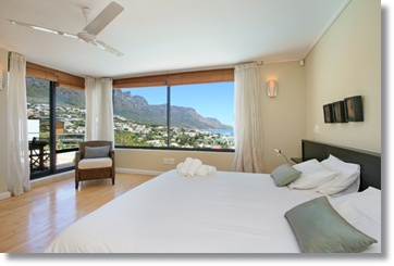 Cape Town luxury Suite Apartment Guesthouse Camps Bay Holidayhomes