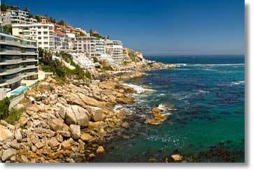 Campsbay accommodation hotel villa