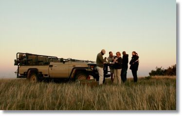 Garden Route Safari Reserve