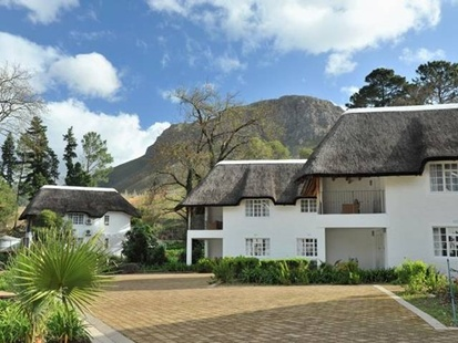 Franschhoek Guest House Cape Town Accommodation