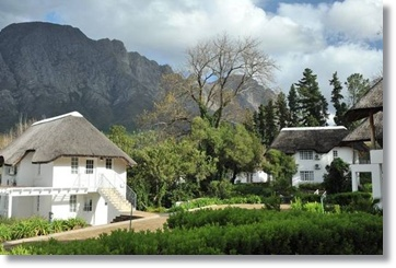 Winelands Villa Accommodation Franschhoek Hotel