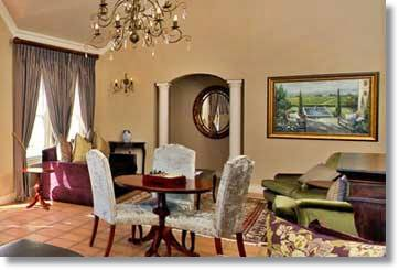 Cape Town Villa accommodation