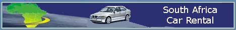 Cape Town Car Hire - Great car hire rates for Cape Town and South Africa