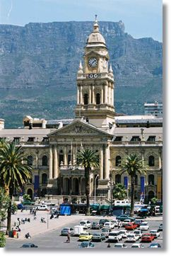 The Cape Town Courthouse