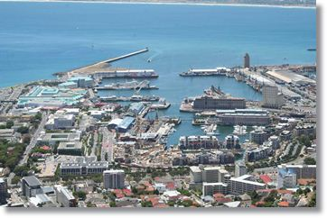 Capetown V&A Waterfront