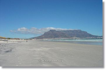 Big Bay Beach Bloubergstrand