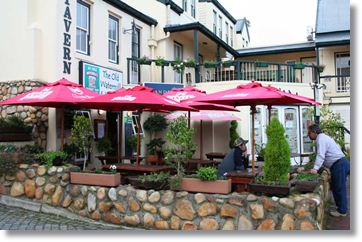 Knysna Restaurants
